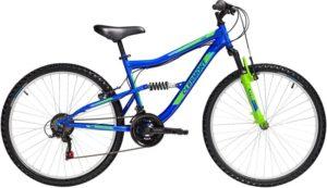 Clermont Ποδήλατο 26'' Pamir Shimano-Μπλε (984-ΜΠΛΕ)
