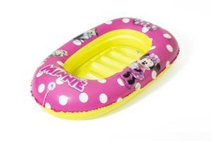 Bestway Minnie Φουσκωτή Βάρκα Beach Boat-112x71cm (91083)