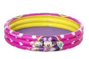 Bestway Minnie Πισίνα 3-Ring-122x25cm (91079)