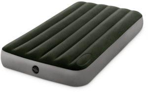 Intex Στρώμα Twin Dura-Beam Downy Airbed Foot Bip 99x191x25cm (64761)