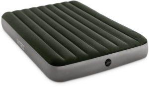 Intex Στρώμα Queen Dura-Beam Downy Airbed Foot Bip 152x203x25cm (64763)