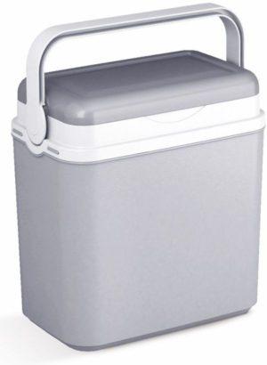 Adriatic Φορητό Ψυγείο 10lt-Silver Grey (8070)