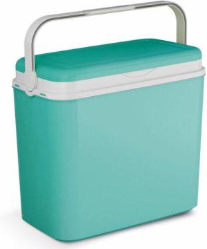 Adriatic Φορητό Ψυγείο 36lt-Turquoise (9140)