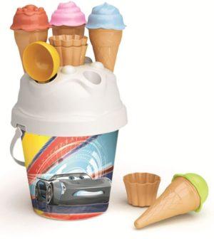 Adriatic Κουβαδάκι Cars-Αξεσουάρ-Ice Cream (1147)