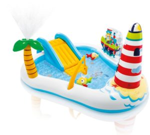 Intex Πισίνα Fishing Fun Play Center 218x188x99cm (57162NP)