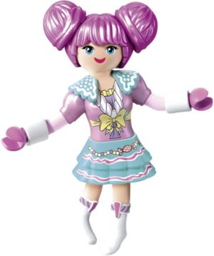 Playmobil Everdreamerz Ροζαλία-Candy World (70385)