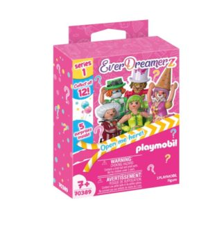 Playmobil Everdreamerz Surprise Box-Candy World-1Τμχ (70389)