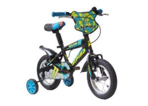 Ποδήλατο Alpina Μαύρο 14'' (14A1M1)