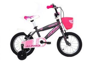 Ποδήλατο Alpina Γκρι 12'' (12A2A1)