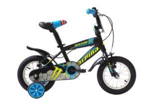 Ποδήλατο Alpina Μαύρο 18'' (18A1M1)