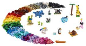 LEGO Classic Bricks & Animals (11011)