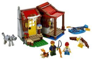 LEGO Creator Outback Cabin (31098)