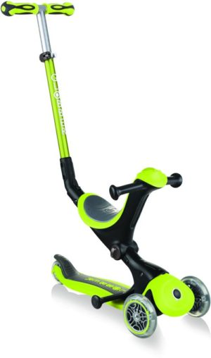 Globber Scooter Go-Up Deluxe Lime Green (644-106)