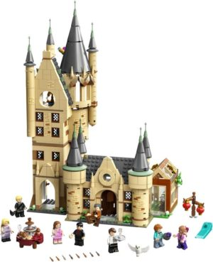 LEGO Harry Potter Hogwarts Astronomy Tower (75969)