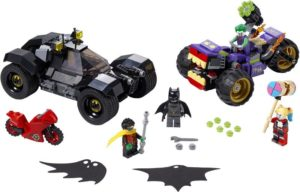 LEGO Super Heroes Joker's Trike Chase (76159)