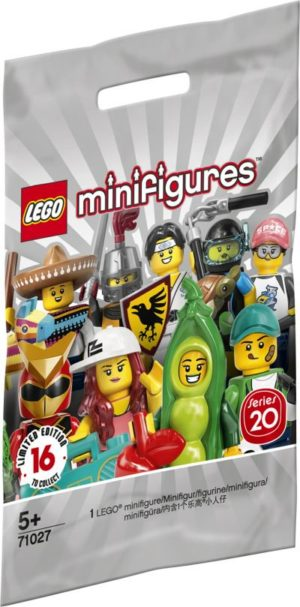 LEGO Minifigures Series 20-1Τμχ (71027)