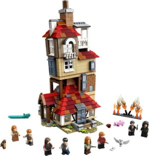 LEGO Harry Potter Attack On The Burrow (75980)