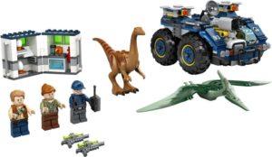 LEGO Jurassic World Gallimimus & Pteranodon Breakout (75940)