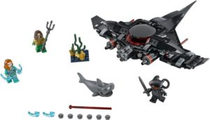 LEGO Super Heroes Aquaman Black Santa Strike (76095)