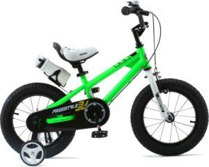 Ποδήλατο Freestyle Green 14'' (002019140103)