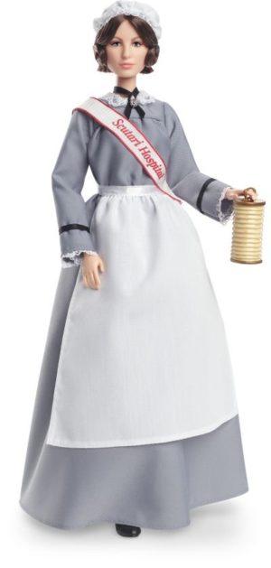 Barbie Συλλεκτική Γυναίκες Πρωτοπόροι Florence Nightingale (GHT87)