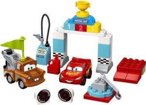LEGO Duplo Lightning McQueen's Race Day (10924)