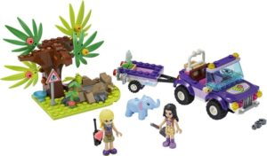 LEGO Friends Baby Elephant Jungle Rescue (41421)