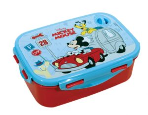 GIM Δοχείο Φαγητού (Microwave) Mickey Gadget (553-63265)