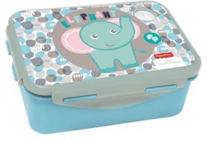 Gim Δοχείο Φαγητού (Microwave) Fisher Price Elephant (571-49265)