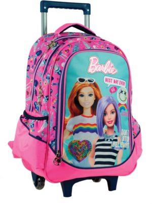 Barbie Beauty Σακίδιο Trolley (349-67074)
