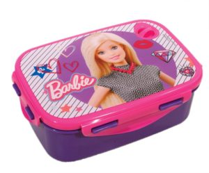 GIM Δοχείο Φαγητού (Microwave) Barbie Girl (571-16265)