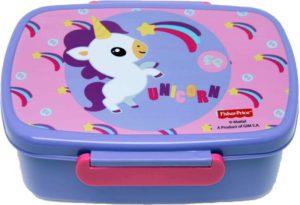Gim Δοχείο Φαγητού (Microwave) Fisher Price Unicorn (571-51265)