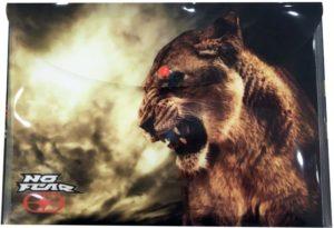 No Fear Desert Lion Φάκελος Κουμπί (347-72580)