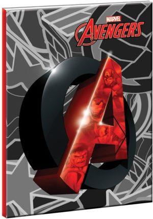 Avengers Τετράδιο 17x25-40 Φύλλα (337-28400)