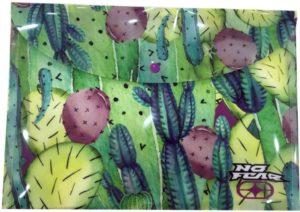 No Fear Cactus Φάκελος Κουμπί (347-79580)